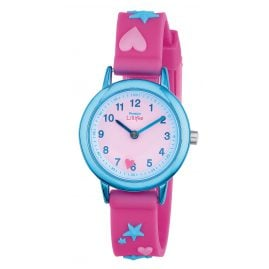Prinzessin Lillifee 2013219 Girls Watch with Stars and Hearts