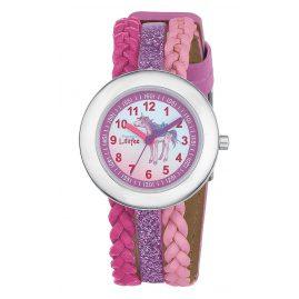 Prinzessin Lillifee 2013208 Mädchen-Uhr Einhorn