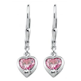 Prinzessin Lillifee 9081905 Childrens Earrings Heart