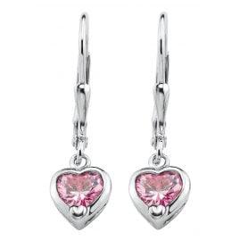Prinzessin Lillifee 9081905 Kinder-Ohrringe Herz