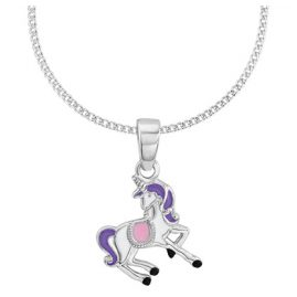 Prinzessin Lillifee 2013150 Unicorn Rosalie Childrens Necklace