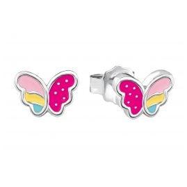 Prinzessin Lillifee 2020969 Mädchen-Ohrringe Schmetterling