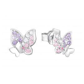 Prinzessin Lillifee 2021063 Ohrringe für Mädchen Schmetterling