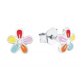 Prinzessin Lillifee 2019685 Silber Kinder-Ohrringe Blume
