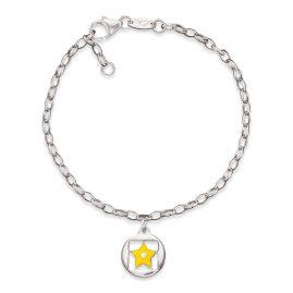 Herzengel HEB-03SHINE Kinderarmband Stern