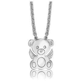 Herzengel HEN-TEDDY Teddybär Kinder-Halskette