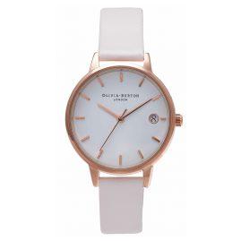 Olivia Burton OB15TD09 Blush Damen-Armbanduhr