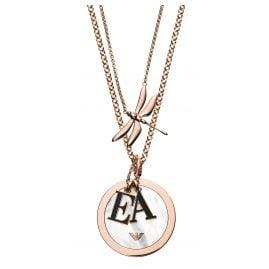 Emporio Armani EGS2623221 Ladies' Necklace Dragonfly