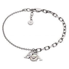 Emporio Armani EG3387040 Silver Ladies´ Bracelet