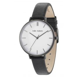 Julie Julsen JJW10BLK-1 Ladies' Wristwatch Pure Black