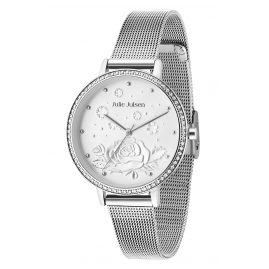 Julie Julsen JJW51SME Ladies' Watch With Mesh Bracelet