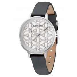 Julie Julsen JJW100SL-1 Damen-Armbanduhr Lebensblume
