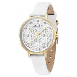 Julie Julsen JJW100YGL-9 Ladies' Watch Flower of Life