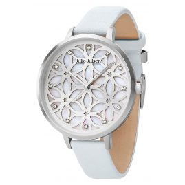 Julie Julsen JJW104SL-4 Damen-Armbanduhr mit 3-D-Zifferblatt