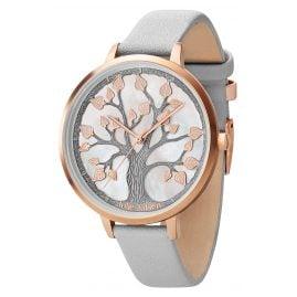 Julie Julsen JJW105RGL-8 Damen-Armbanduhr mit 3-D-Zifferblatt