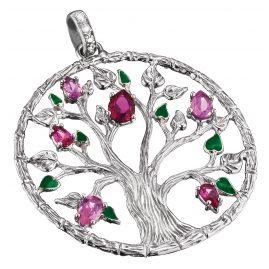 Julie Julsen JJ9212.4 Lebensbaum Anhänger für Halsketten