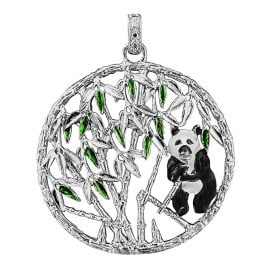 Julie Julsen JJ9668.1 Anhänger Lebensbaum Panda