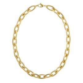 Elaine Firenze 11114C Ladies Gold Necklace