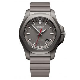 Victorinox 241757 I.N.O.X. Mens Watch Titanium Grey