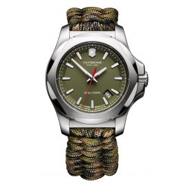 Victorinox 241727 I.N.O.X. Armbanduhr Oliv