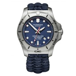 Victorinox 241843 Men's Watch I.N.O.X. Professional Diver with 2 Straps