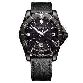 Victorinox 241787 Maverick Large Black Edition Watch for Men