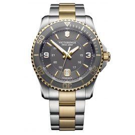 Victorinox 249126 Maverick GS Large Two Tone Mens Watch