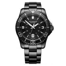 Victorinox 241798 Herrenuhr Maverick Large Black Edition