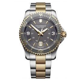 Victorinox 241825 Men's Watch Maverick Large Two-Tone