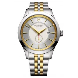 Victorinox 241764 Herrenuhr Alliance Large Bicolor