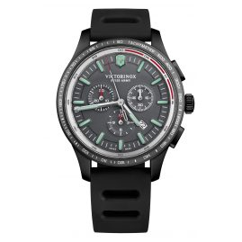 Victorinox 241818 Men's Wristwatch Alliance Sport Chronograph Grey