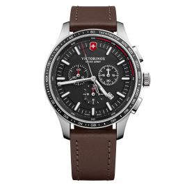 Victorinox 241826 Men's Watch Alliance Sport Chronograph Black