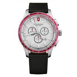 Victorinox 241819 Herrenarmbanduhr Alliance Sport Chronograph Weiß