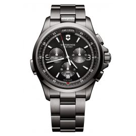 Victorinox 241730 Night Vision Chronograph Mens Watch