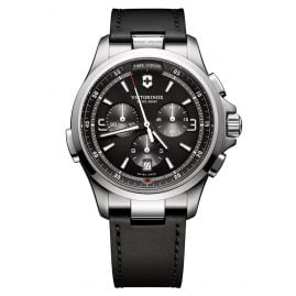 Victorinox 241785 Night Vision Chronograph Mens Watch