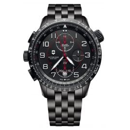 Victorinox 241742 Automatikuhr Airboss Mechanical Mach 9 Black Edition
