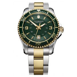 Victorinox 241605 Maverick GS Bicolor Gents Watch