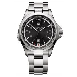 Victorinox 241569 Night Vision Herrenuhr mit Leuchtfunktionen