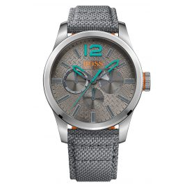 Boss 1513379 Paris Multifunktion Herrenuhr