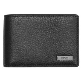 Hugo 50328622 Elements CC Mens Wallet Black