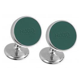 Hugo 50323059 E-Color Cufflinks Navy