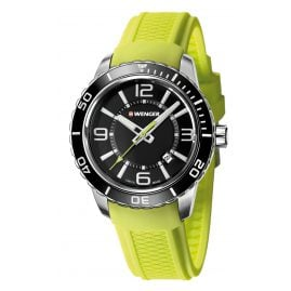 Wenger 01.0851.115 Roadster Mens Watch Green