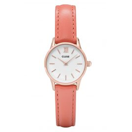 Cluse CL50025 Damenuhr La Vedette Rose Gold White/Flamingo
