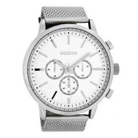 Oozoo C8260 Herren-Armbanduhr Weiß 48 mm