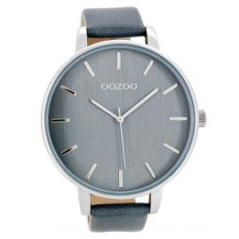 Oozoo C8662 Damenuhr Aquagrau 48 mm