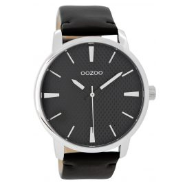 Oozoo C9024 Damen-Armbanduhr Schwarz 45 mm