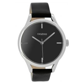 Oozoo C9144 Ladies Watch Black 40 mm