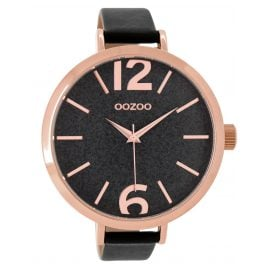 Oozoo C9194 Ladies Watch Black 48 mm