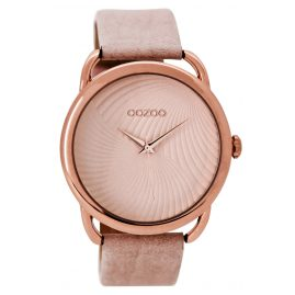 Oozoo C9161 Ladies Watch Rose/Pinkgrey 42 mm