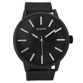 Oozoo C9234 Mens Wrist Watch Black 49 mm